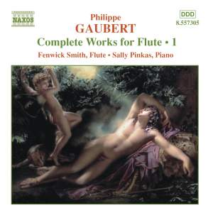 Gaubert - Complete Works for Flute Volume 1