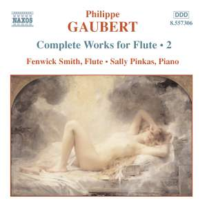 Gaubert - Complete Works for Flute Volume 2