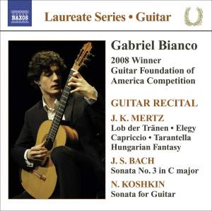 Guitar Recital: Gabriel Bianco Product Image