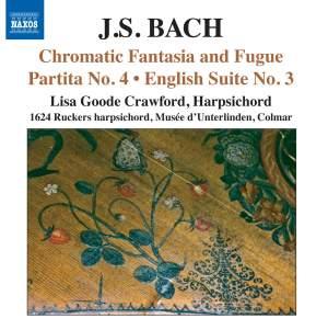 Bach: Chromatic Fantasia and Fugue Product Image