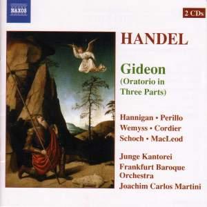 Handel: Gideon