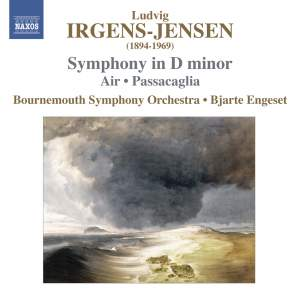 Ludvig Irgens-Jensen: Symphony in D minor Product Image