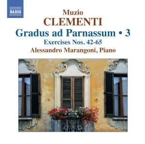 Clementi: Gradus ad Parnassum Volume 3 Product Image