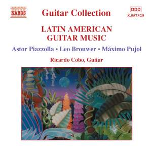 Latin American Guitar Music Product Image