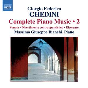 Ghedini: Complete Piano Music Volume 2 Product Image