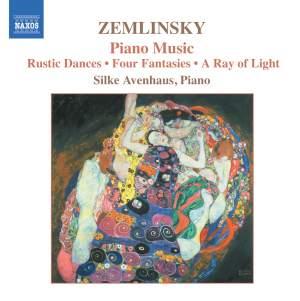 Zemlinsky - Piano Music