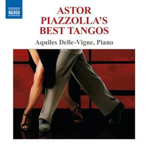 Astor Piazzolla's Best Tangos Product Image