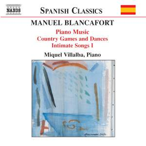 Blancafort: Complete Piano Music, Volume 2 Product Image