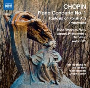 Chopin: Piano Concerto No. 1 Product Image