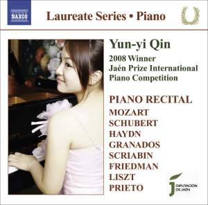 Piano Recital: Yun-Yi Qin Product Image