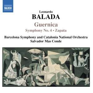 Balada: Guernica, Symphony No. 4, Zapata Product Image