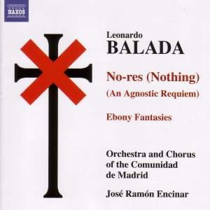 Leonardo Balada: No-res Product Image