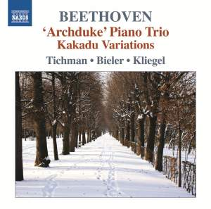 Beethoven - Piano Trios Volume 5 Product Image