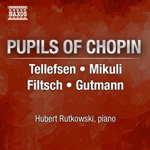 Piano Music by Pupils of Chopin Product Image