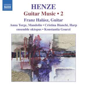 Henze: Guitar Music Volume 2 Product Image