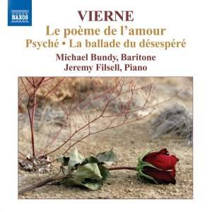 Louis Vierne: Le poème de l'amour Product Image