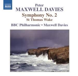 Maxwell Davies: Symphony No. 2
