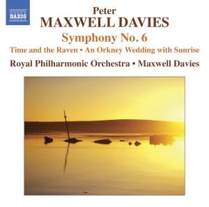 Maxwell Davies: Symphony No. 6 Product Image