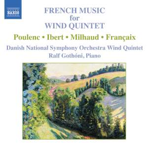 French Music for Wind Quintet Product Image