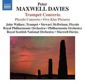 Maxwell Davies: Trumpet Concerto
