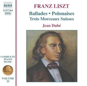 Liszt: Complete Piano Music Volume 22 Product Image