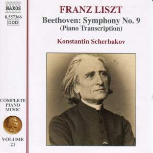 Liszt: Complete Piano Music Volume 21 Product Image