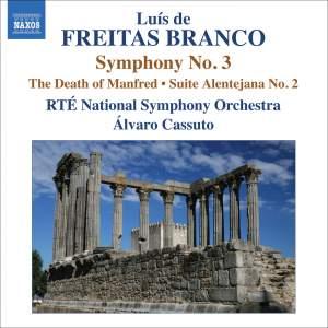 Freitas Branco - Orchestral Works Volume 3 Product Image