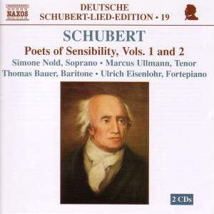 Volume 19 - Poets of Sensibility Volumes 1 & 2 Product Image