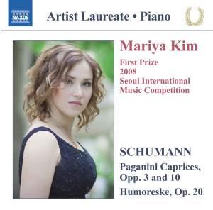 Piano Recital: Mariya Kim Product Image