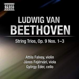 Beethoven: String Trios, Op. 9 Product Image