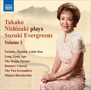 Takako Nishizaki plays Suzuki Evergreens - Volume 1 Product Image