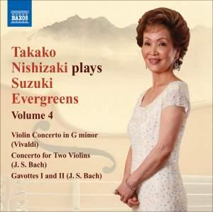 Takako Nishizaki plays Suzuki Evergreens - Volume 4