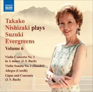 Takako Nishizaki plays Suzuki Evergreens - Volume 6