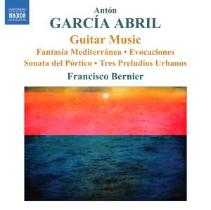 Antón García Abril: Guitar Music
