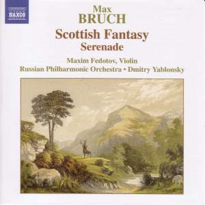 Bruch: Scottish Fantasy & Serenade Product Image
