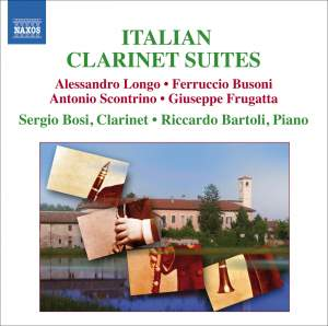 Italian Clarinet Suites Product Image
