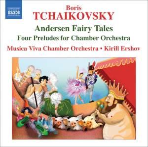 Boris Tchaikovsky - Andersen Fairy Tales