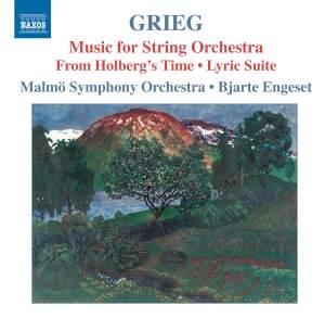 Grieg - Orchestral Music Volume 6