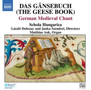 Das Gänsebuch (The Geese Book) Product Image