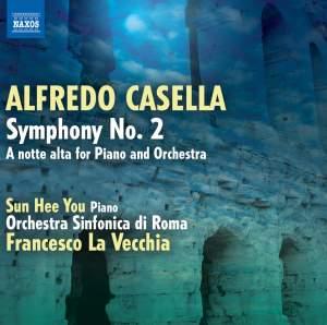 Casella: Symphony No. 2 Product Image