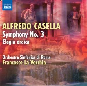 Casella: Sinfonia (Symphony No. 3) Product Image