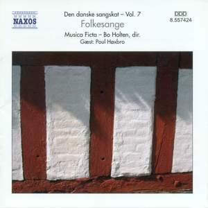 Den danske sangskat, Vol. 7