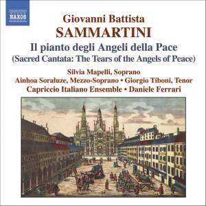 Giovanni Battista Sammartini: Il pianto degli Angeli della Pace