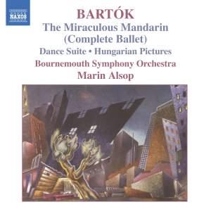Bartók: The Miraculous Mandarin, Op. 19, Sz. 73 (complete ballet), etc. Product Image