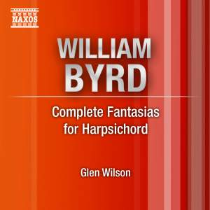 Byrd: Complete Fantasias for Harpsichord Product Image