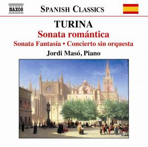 Turina: Piano Music, Volume 2 Product Image