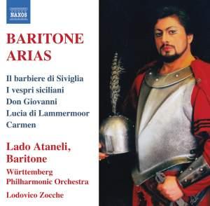 Baritone Arias Product Image