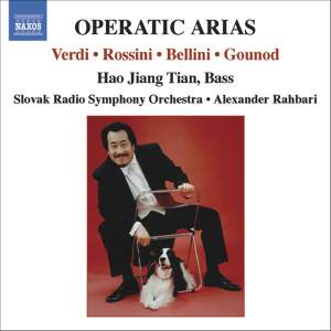 Operatic Arias Product Image