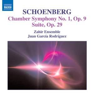 Schoenberg: Suite, Op. 29 Product Image