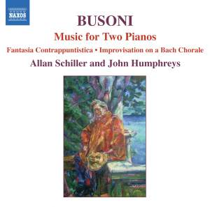 Busoni - Music for Two Pianos Product Image